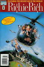 Richie Rich (Movie Adaptation) #1 (Newsstand) VF/NM; Marvel | save on shipping -