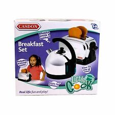 NEW CASDON BREAKFAST SET KIDS TOY 486