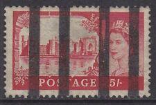 GB 1955 - PO Training School Stamps - SG-527 E2R Crown