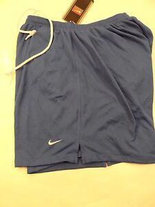 Nike TF Women's Team Short NRGM059814493 Royal Blue  X-Large