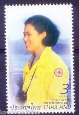 Thailand 2011 MNH, Red Cross, Royal People, Princess Maha Chakri Sirindho-  Mi50