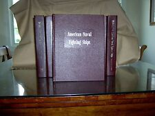 Dictionary of American Naval Fighting Ships Complete 8 vol set