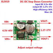 2A Mini DC-DC Buck Step Down Converter Voltage Regulator 3.3V 5V 6V 9V 12V 24V