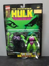 Marvel Comics The Incredible Hulk She Hulk Gamma Cross Bow New in Packaging