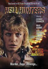 Hell Hunters (DVD) Stewart Granger/Maud Adams/Sexy Candice Daly BRAND NEW