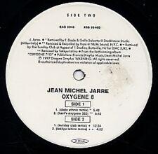 "Jean-Michel Jarre Oxygene 8 4 mixes  US 12"""