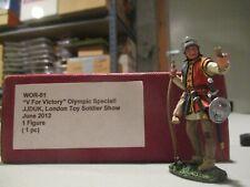 John Jenkins Designs 1/30th scale JJDUK London Toy Soldier Show June 2012 figure