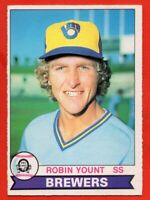 1979 O-PEE-CHEE #41 Robin Yount EX-EXMINT+ Milwaukee Brewers FREE SHIPPING