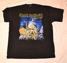 musikshirt - IRON MAIDEN - Live After Death - T-Shirt - Size S - NEW