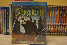 Spawn The Complete Animated Series Blu-Ray