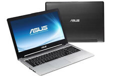 "ASUS S56CA 15.6"" Laptop Intel Core i5-3317U DDR3-4GB HDD-750GB Win.10"