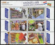 Netherlands Blocks Stamps