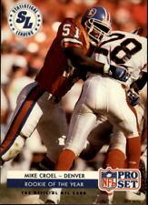 1992 Pro Set Football Cards 1-248 +Rookies (A2160) - You Pick - 10+ FREE SHIP