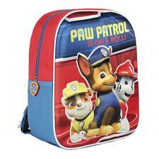 SAC A DOS ENFANT DISNEY PAW PATROL 3D  31 X 10 X 25 CM