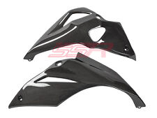 2014+ Kawasaki Z1000 Lower Side Belly Pan Cover Panel Fairing Carbon Fiber Fibre