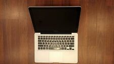 """Apple MacBook Pro A1278 13"""" Laptop MC724LL/A FOR PARTS motherboard,screen,drive"""