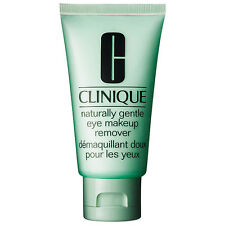 New Clinique Naturally Gentle Eye Makeup Remover  75ml