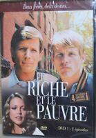 °°° DVD LE RICHE ET LE PAUVRE DVD 1 EPISODES 2 NEUF SOUS BLISTER