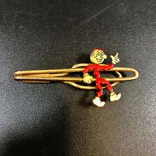 Vintage Reddy Kilowatt Tie Tack ~ MR Electric Company Ready Clip