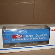 Märklin 4735 H0 Sliding Wall Wagon Hbis Cargo Domicile The SBB Epoch 4-5