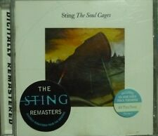 Sting - Soul Cages ( Remastered)