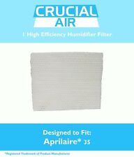 Aprilaire 35 Paper Wick Humidifier Water Pad Filter 350 360 560 560A 568 600 700