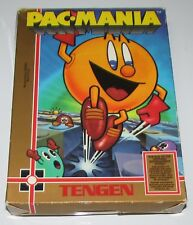 Pac-Mania (Box Only) for Nintendo NES Fast Shipping!