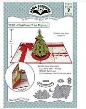 KB Riley- Karen Burniston Cutting Die Set CHRISTMAS TREE POP-UP ~ 3D Cards ~1020