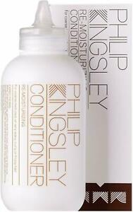 New Philip Kingsley Re-Moisturizing Conditioner 250ml for Wavy Curly frizzy hair