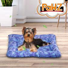 PAWZ Pet Cooling Mat GEL Mats Bed Cool Pad Puppy Cat Non-toxic Beds Summer L