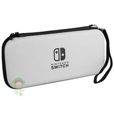 NINTENDO SWITCH HARD CASE TASCHE EVA BAG REISE BOX SCHUTZ HÜLLE ETUI COVER GRAU
