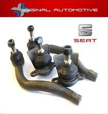 SEAT ALHAMBRA MKI,II 96-10 FRONT WISHBONE ARM BALLJOINTS + L/R TRACK ROD END X1