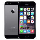 Apple iPhone 5S 16GB Espace Gris / Negro GSM A1533 AT&T Débloqué TéléPhone
