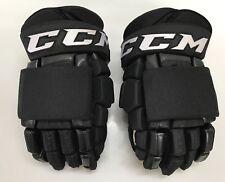 """CCM HGCL Crazy Light  Pro Stock Hockey Gloves 15"""" LA Kings 6374"""
