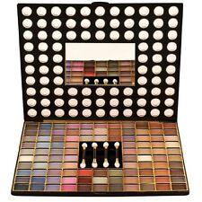 Paleta Sombra de Ojos 98 Colores Maquillaje Profesional con Espejo y Aplicadores