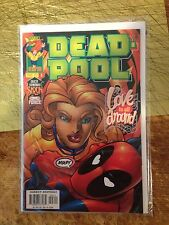 Deadpool 3 1st Ongoing Series Nm