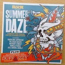 Classic Rock Magazine Summer Daze CD (CD 2015) From Issue 211 Duff & Izzy (GNR)