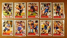 Mint 2005 AFL Select Traditions Trading Cards Western Bulldogs Set 10 Cards