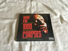 House Of 1000 Corpses (Rob Zombie) - CD - Brand New