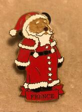 Vintage Disney Collectible Trading Pin Pooh Bear International France