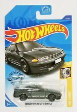 Hot Wheels Nissan Skyline GTR BNR32 Turbo 5/5 #2/250