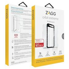 Zagg iPhone 6S & 6 Orbit Extreme Case Cover with Full-Body HDX InvisibleShield