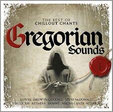 GREGORIAN SOUNDS VOL.1 (EUREKA, STEVE MCDONALD, LLYNYA,...) 2 CD NEW+