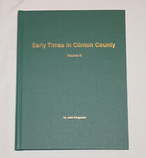 EARLY TIMES IN CLINTON COUNTY KENTUCKY VOL III 3 JACK FERGUSON 1st Ed SIGNED