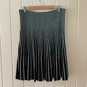 Marc Cain Knit Rib Skirt | SIZE N6 / 16