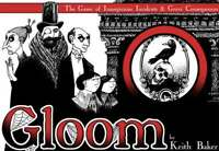 Gloom Card Game 1st Edition Keith Baker