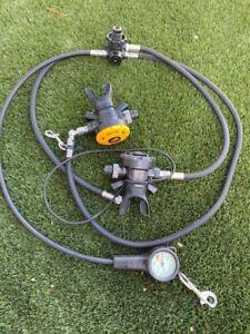 Dive Rite FT1 Advanced Open Water Regulator Set