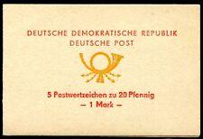 DDR 1971 SMHD 2a ** POSTFRISCH TADELLOS 800€(S0501