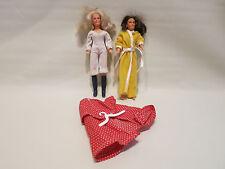 1977 Hasbro Spelling & Goldberg Charlie's Angels 2 Dolls HONG KONG