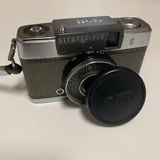 OLYMPUS PEN EE-S 35mm HALF FRAME Camera D. Zuiko 30mm f/2.8 Lens